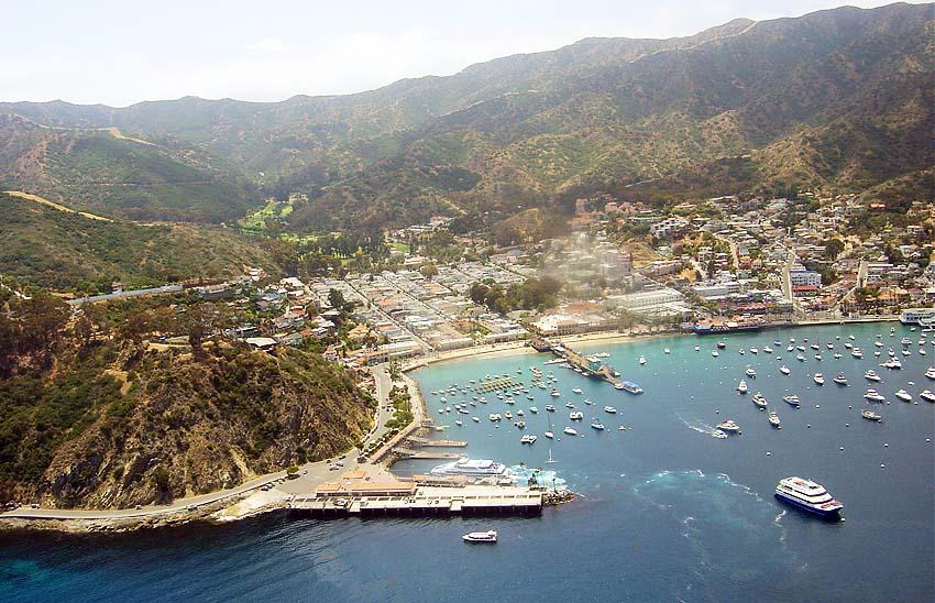 Newport Beach To Catalina Island Tours