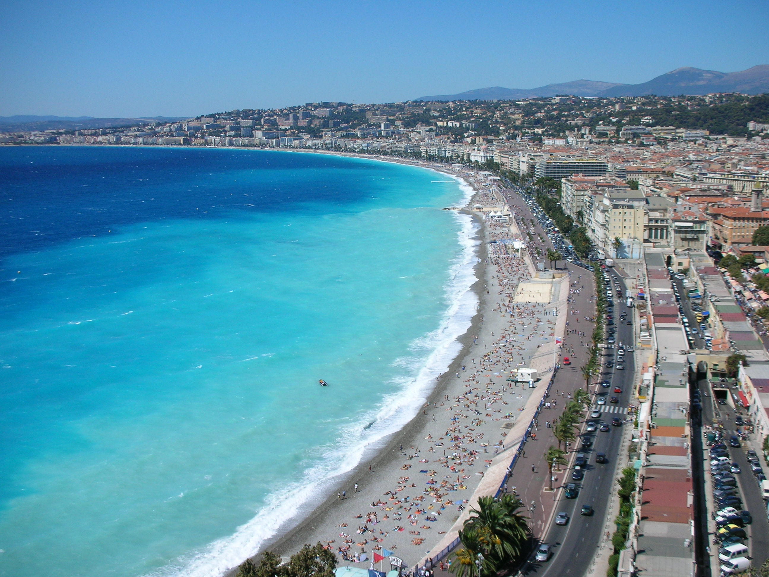 French riviera france worlds best beach towns for Best nice picture