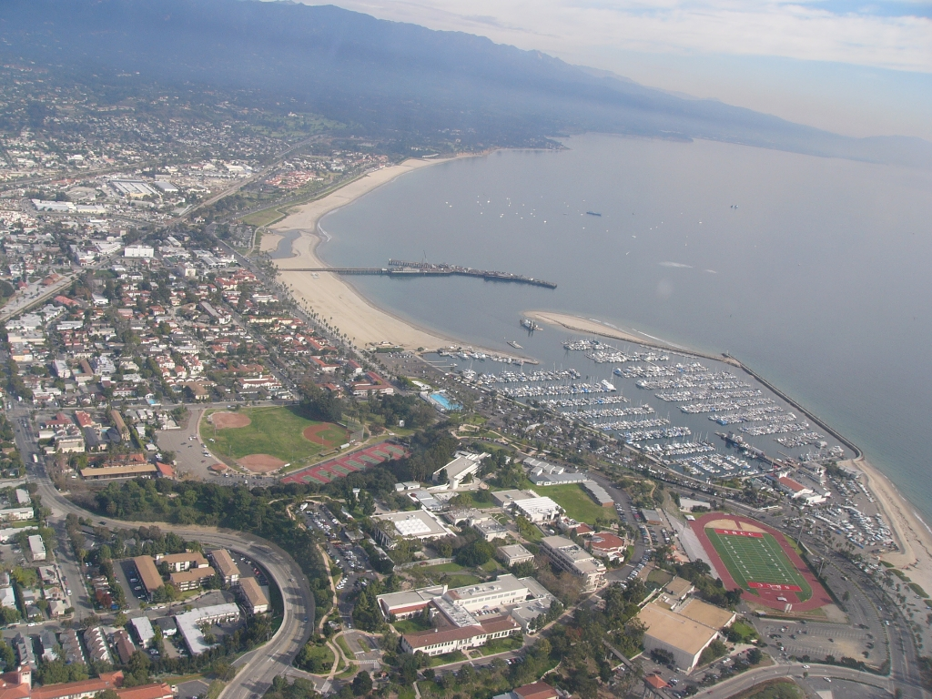 Santa barbara california worlds best beach towns for Beach cities in california